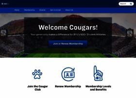 cougarclub.com