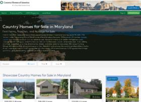 countryhomesofmaryland.com