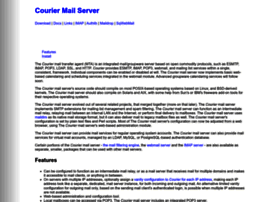 courier-mta.org