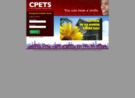 Cpets.showings.com