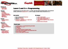 cprogramming.com