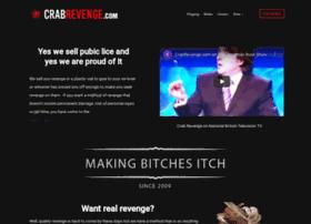 crabrevenge.com