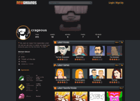 crageous.newgrounds.com