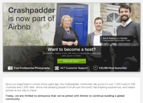 crashpadder.com