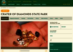 craterofdiamondsstatepark.com