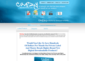 crazymembership.com