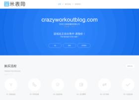 crazyworkoutblog.com