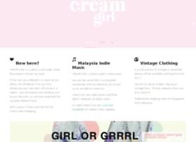 cream-girl.com