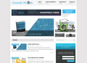 creandomiweb.com