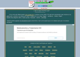 creartest.com