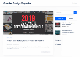 creativedesignmagazine.com