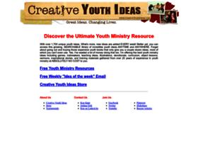 creativeyouthideas.com
