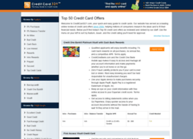 creditcard321.com