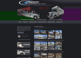 creditmotorsports.com
