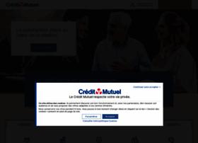 Creditmutuel.fr