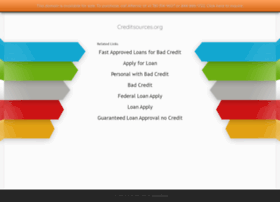 creditsources.org