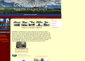 crestonvalley.com