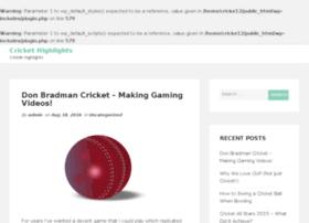 cricket-highlights.com