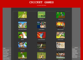 cricketgames.biz