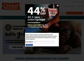 Cricketmag.com