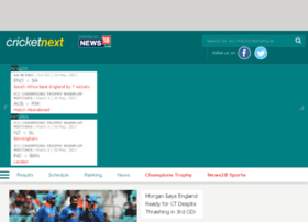 cricketnext.com