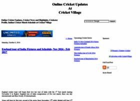 Cricketvillage.blogspot.com