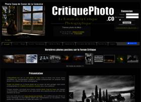critiquephoto.com