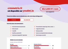 crmmetrix.fr