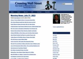 crossingwallstreet.com