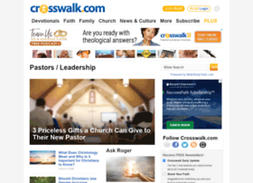 crosswalkpastors.com