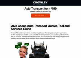 Crowleyautotransport.com