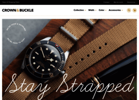 crownandbuckle.com