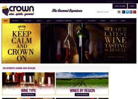 crownwineandspirits.com