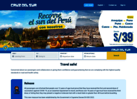 Cruzdelsur.com.pe