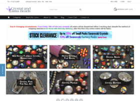 Crystalandglassbeads.com