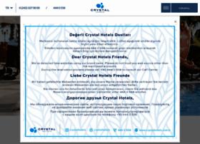 crystalhotels.com.tr