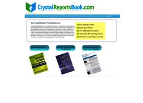 Crystalreportsbook.com