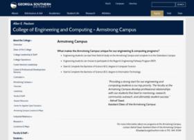 cs.armstrong.edu