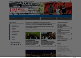 cs.hm.edu