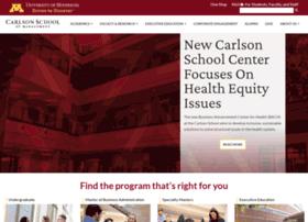 csom.umn.edu