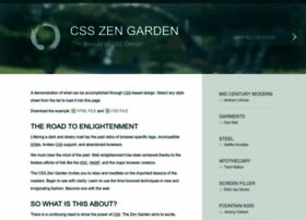csszengarden.com