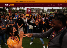 csudh.edu