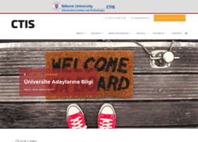 ctis.bilkent.edu.tr