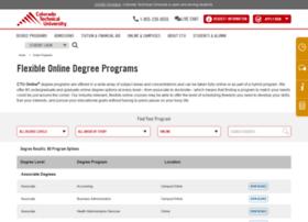 Ctuonline.edu