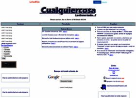 cualquiercosa.latinowebs.com