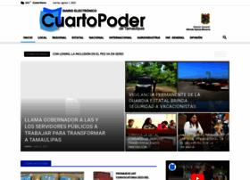 cuartopoderdetamaulipas.com.mx