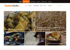 cucinarefacile.com