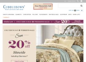 cuddledown.com