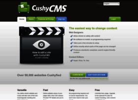 cushycms.com