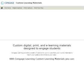 custom.cengage.com